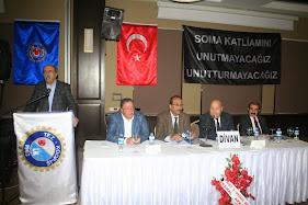 Erzurum Şube 16. Olağan Genel Kurulu Yapıldı