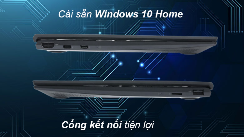Laptop Asus UX425EA-KI429T | Cài sẵn win 10