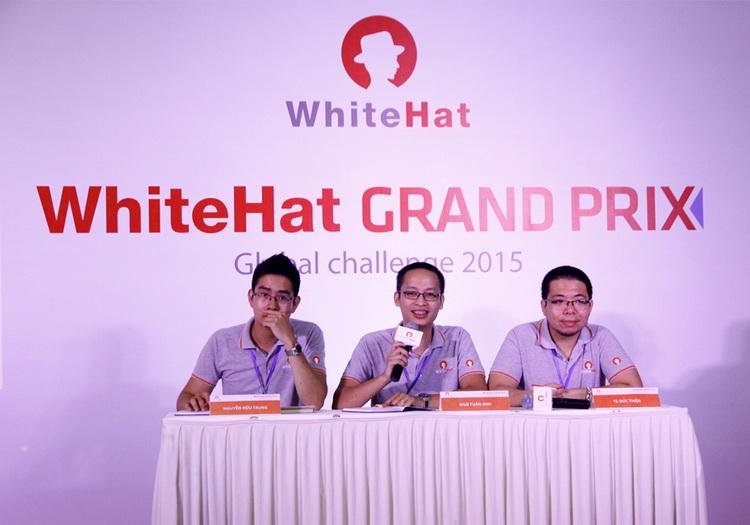 WhiteHat Grand Prix 1