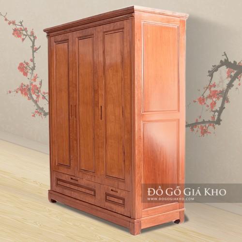 Tủ gỗ xoan đào chất lượng, giá rẻ nhất TP HCM