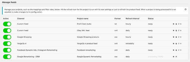 Best WordPress Plugins: Product feed pro for woocommerce