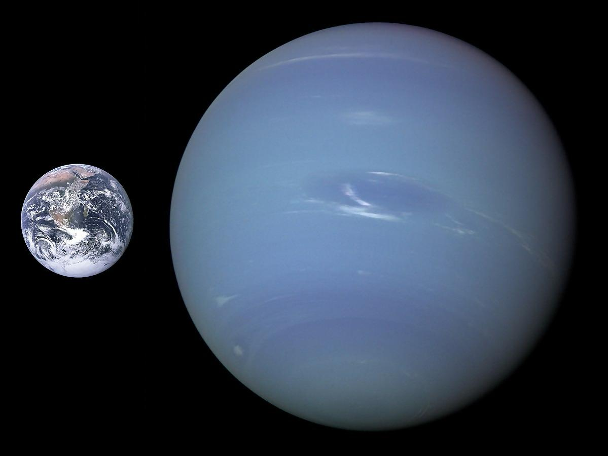 Neptune Facts | Temperature, Surface, Information, History & Definition