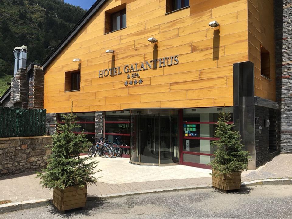 Hotel Galanthus & Spa en Soldeu