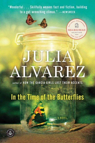 In the Time of the Butterflies book cover