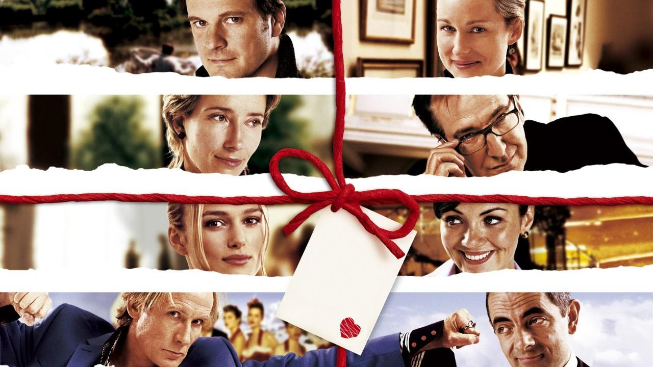 Eight love stories in Love Actually