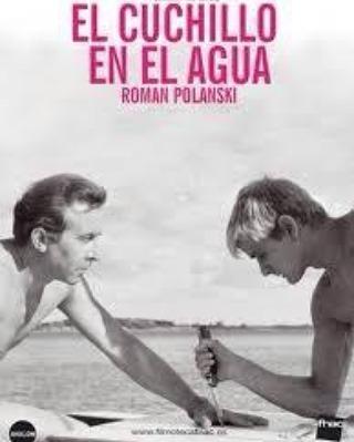 El cuchillo en el agua (1962, Roman Polanski)