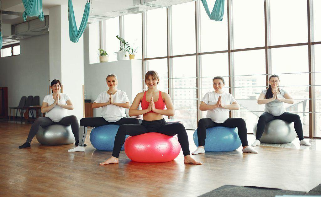 take precautions during 4th month of pregnancy while exercising