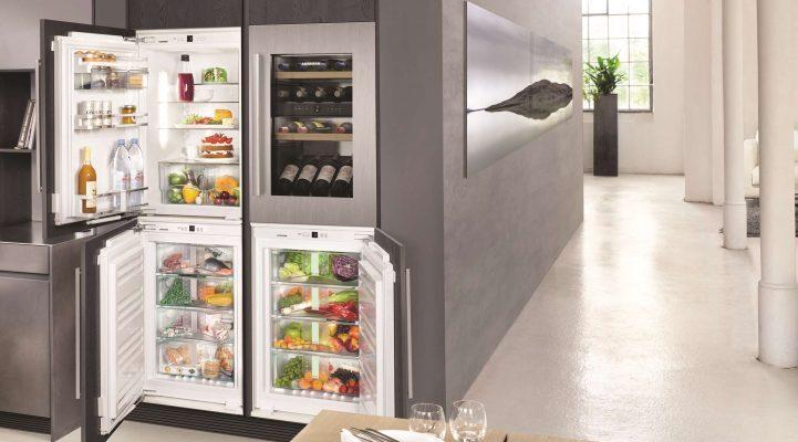 Окремо стоячий або вбудований — який холодильник обрати?
