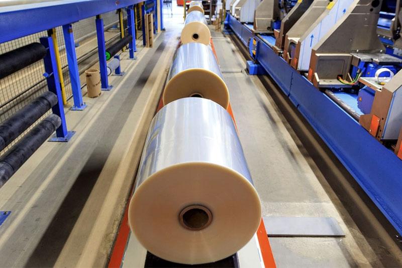 Dây chuyền sản xuất và cung cấp sản phẩm tại công ty An Ca