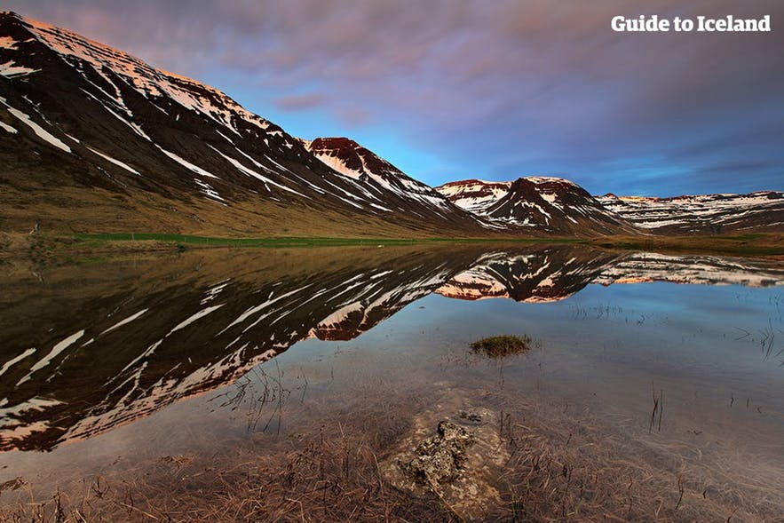 Beautiful Westfjords of Iceland