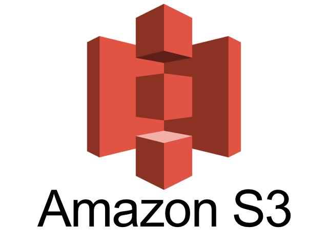 The Amazon Simple Storage Solutions (S3) logo.