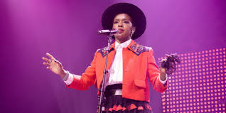 Image result for lauryn hill concert