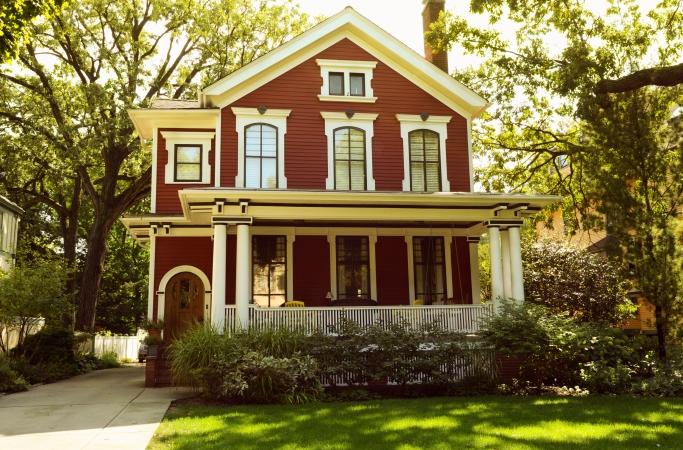 House in Oak Park, Illinois
