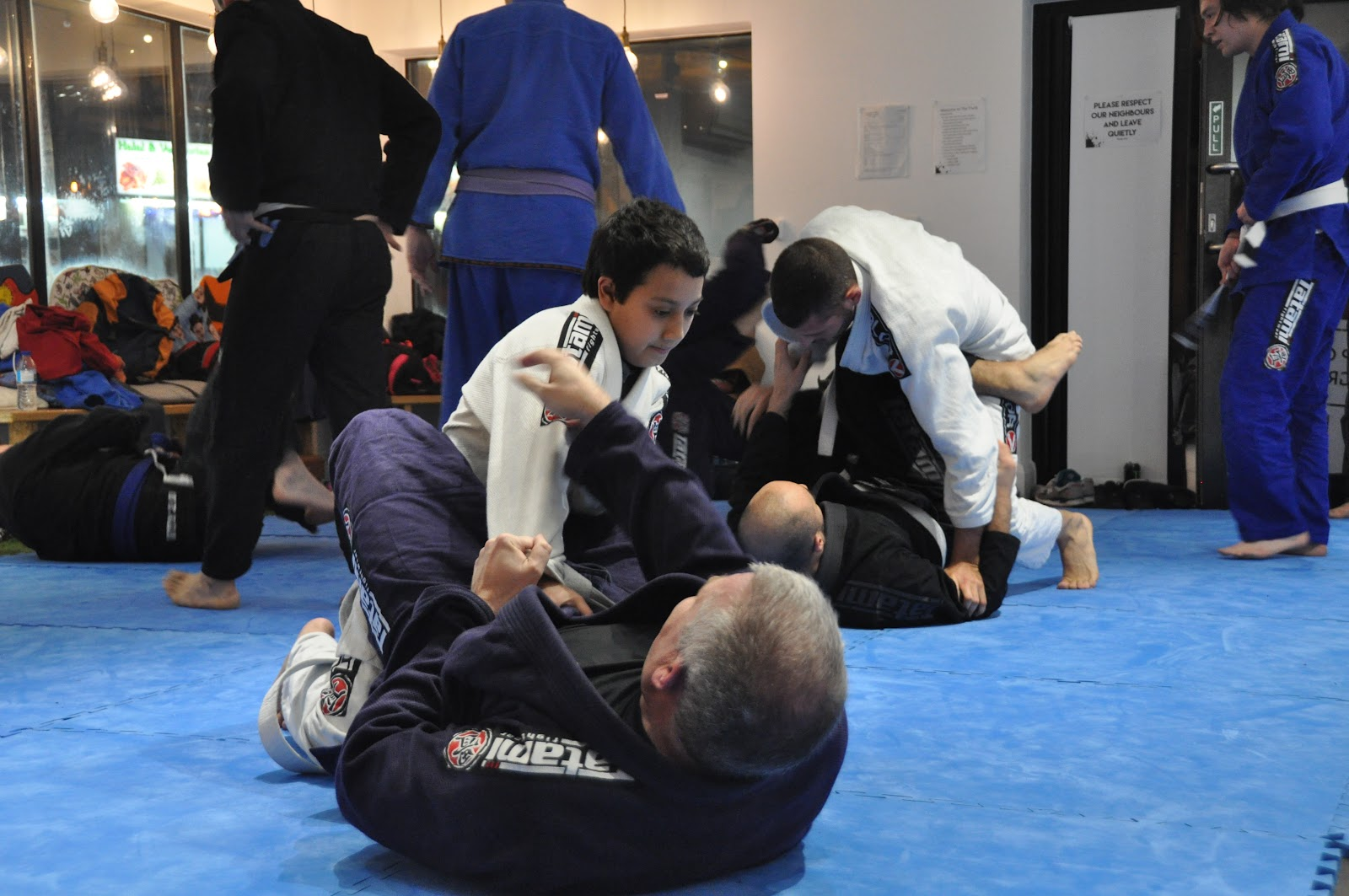 GoSweat | Wave Brazilian Jiu Jitsu