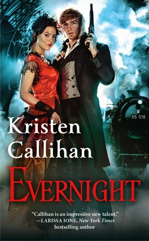 Evernight by Kristen Callihan {Kelly's Review}