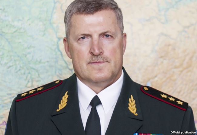 Замдиректора ФСКН Николай Аулов