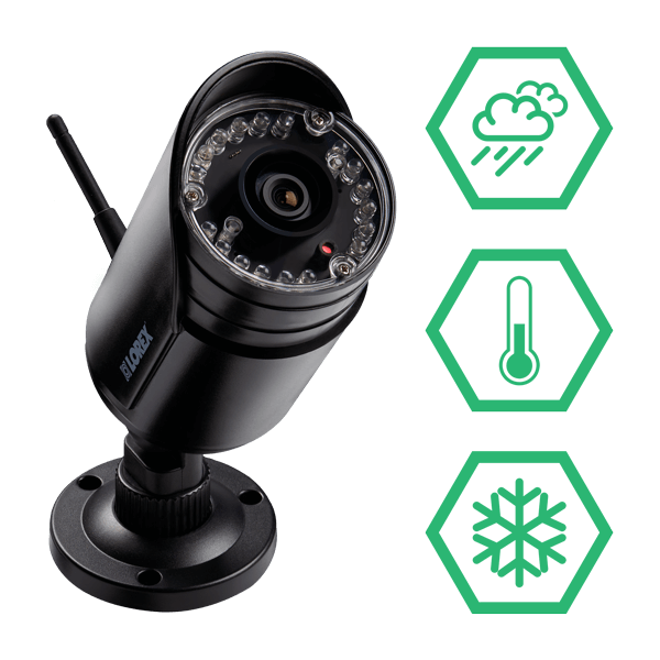 outdoor wireless security cameras
