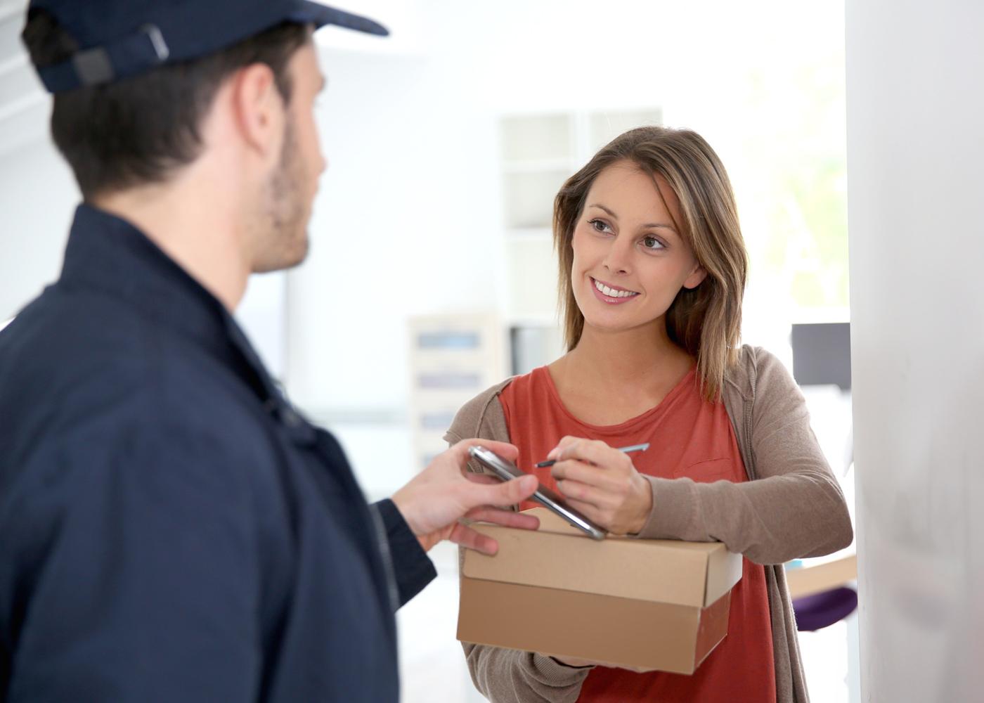 доставка с интернет магазинов