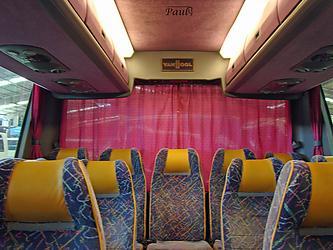Αποτέλεσμα εικόνας για γαλαρια λεωφορειου