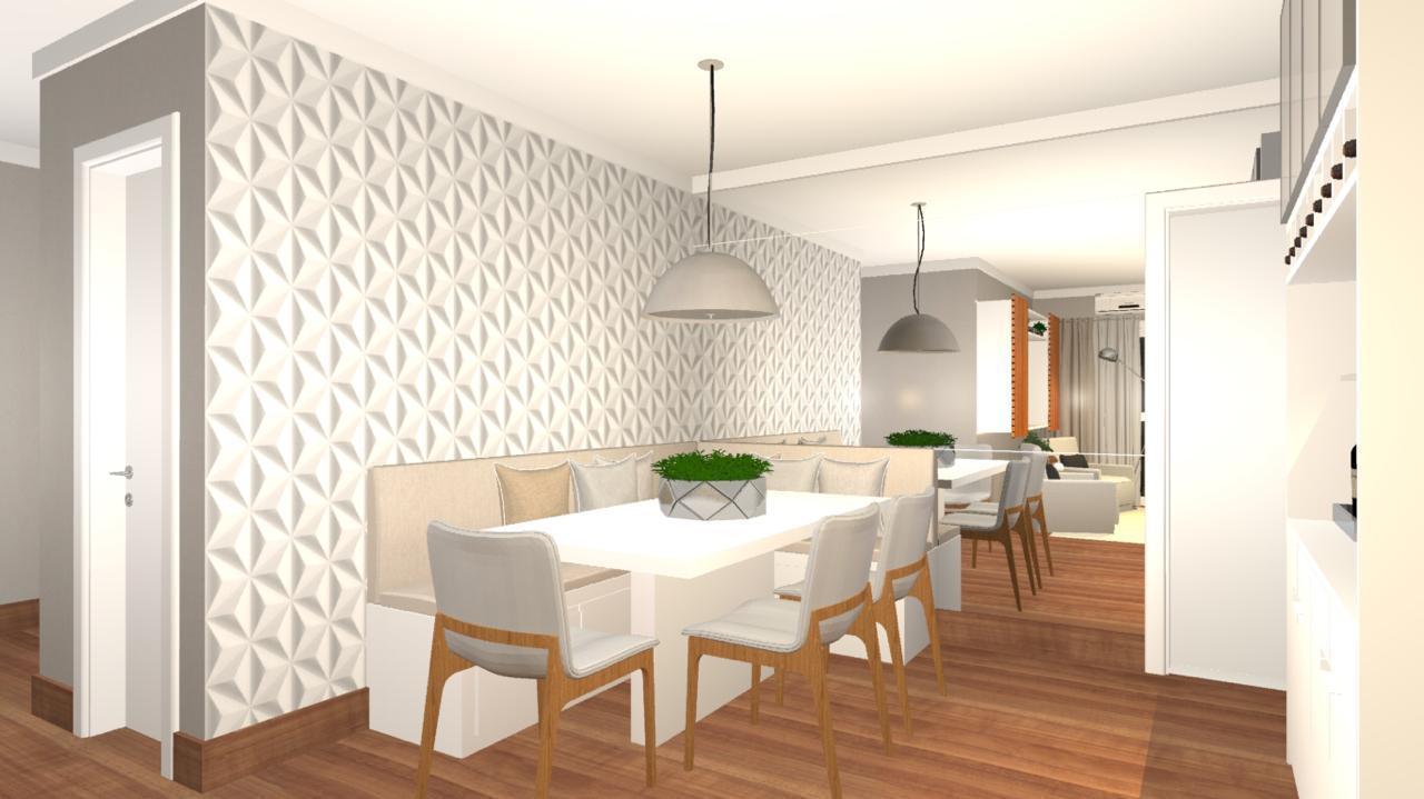 Uma imagem contendo chão, interior, parede, sala  Descrição gerada automaticamente