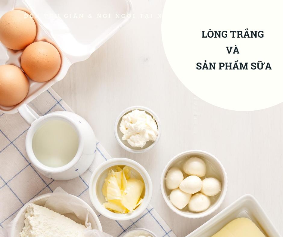 Ăn chay Trứng-Sữa (Lacto-Ovo Vegetarian) cung cấp lượng protein vừa đủ