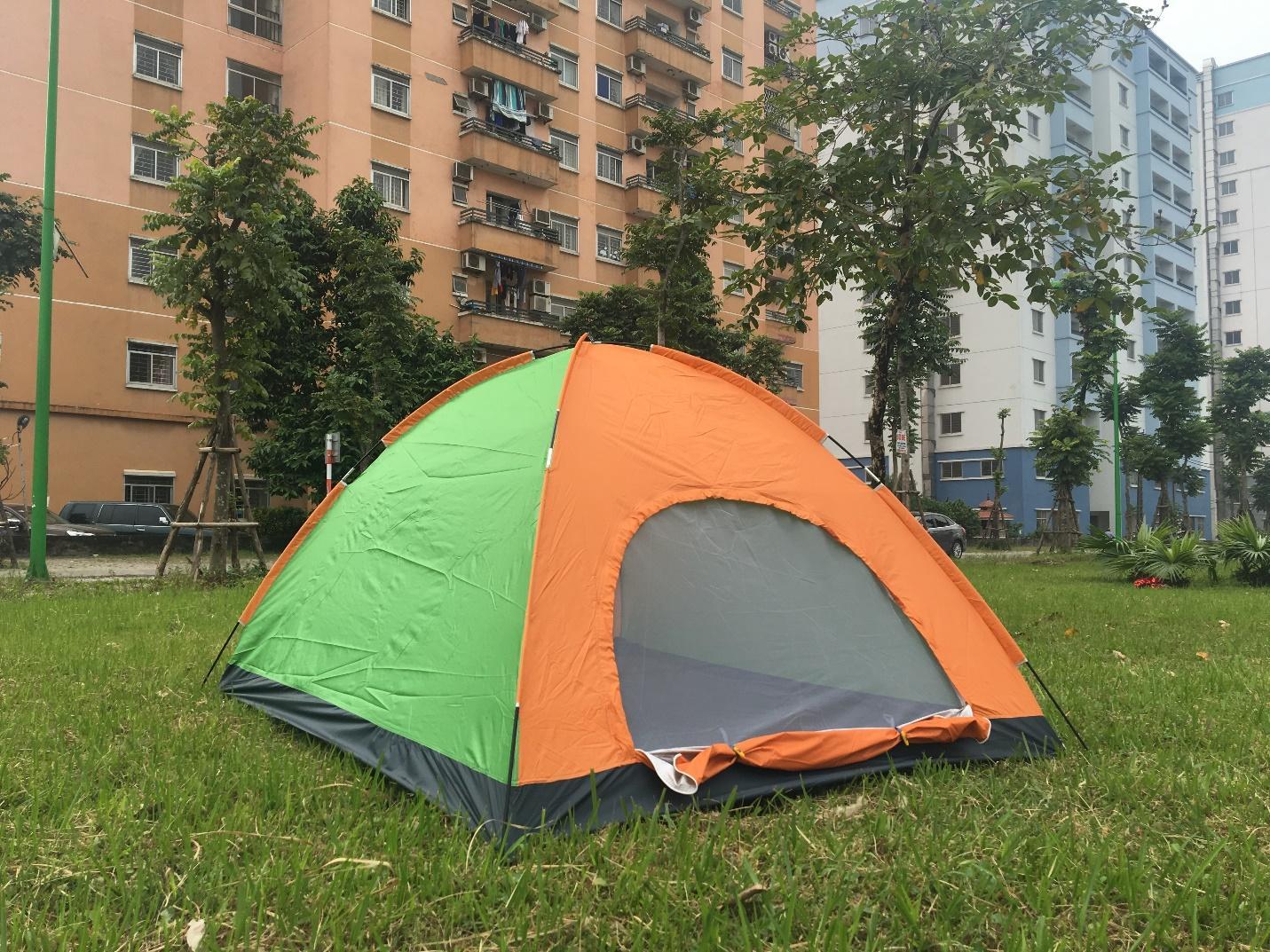 Dịch vụ thuê lều cắm trại tại xứ Nẫu có gì đặc biệt?