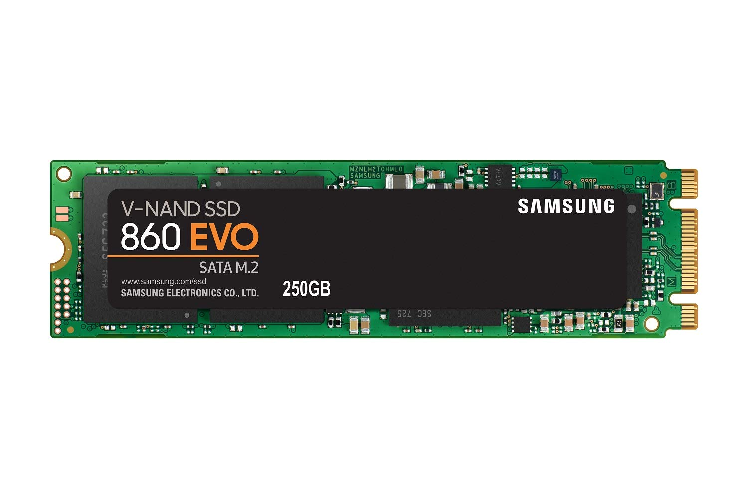 Amazon.in: Buy Samsung 860 EVO 250GB SATA M.2 (2280) Internal Solid State  Drive (SSD) (MZ-N6E250) Online at Low Prices in India   Samsung Reviews &  Ratings