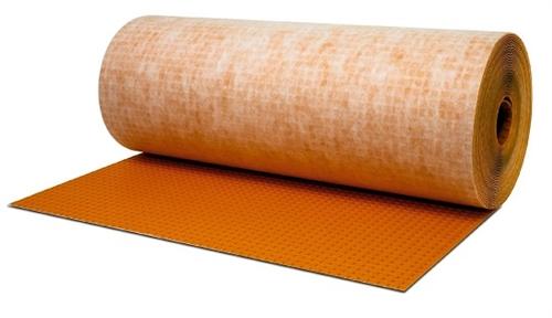 uncoupling membrane fortile flooring