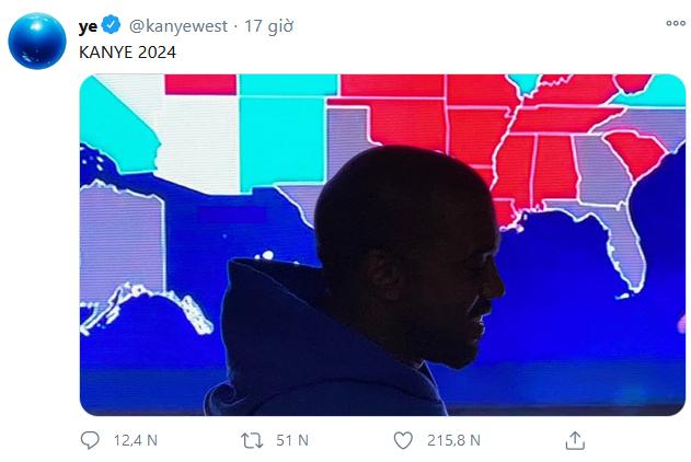 Kanye West thất bại trong tranh cử tổng thống - ảnh 2