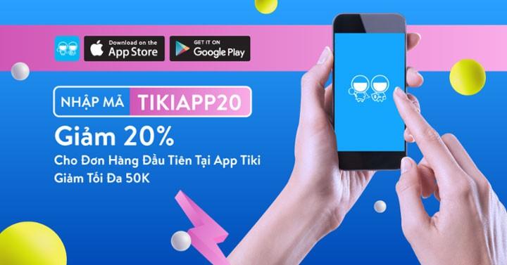 Mã giảm giá Tiki giúp bạn có thể mua sắm được nhiều mặt hàng giá rẻ