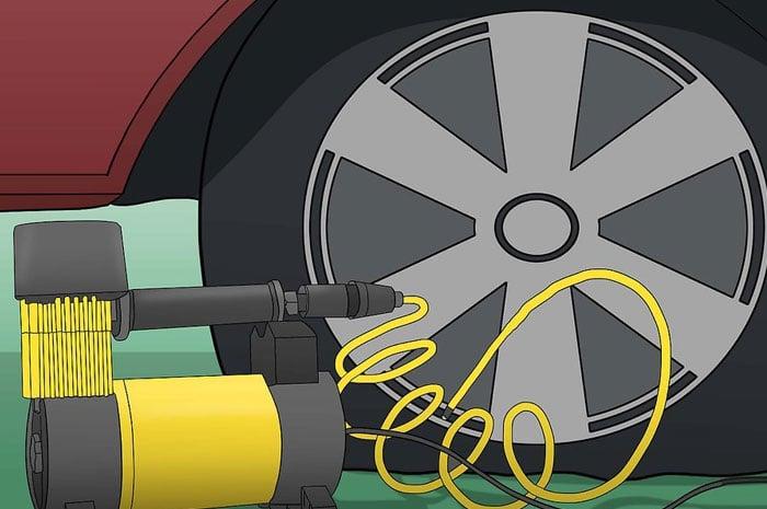 پنچرگیری لاستیک تیوبلس ماشین