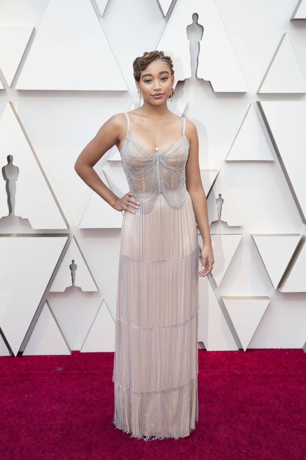 Who Wore What: Oscars Edition