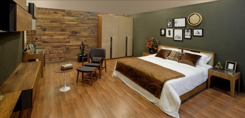 Giường gỗ công nghiệp như thế nào mới tốt