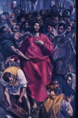 El Greco - El Expolio