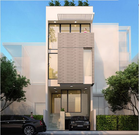 Tư vấn và Thiết kế xây dựng nhà phố cần phải chú trọng về diện tích