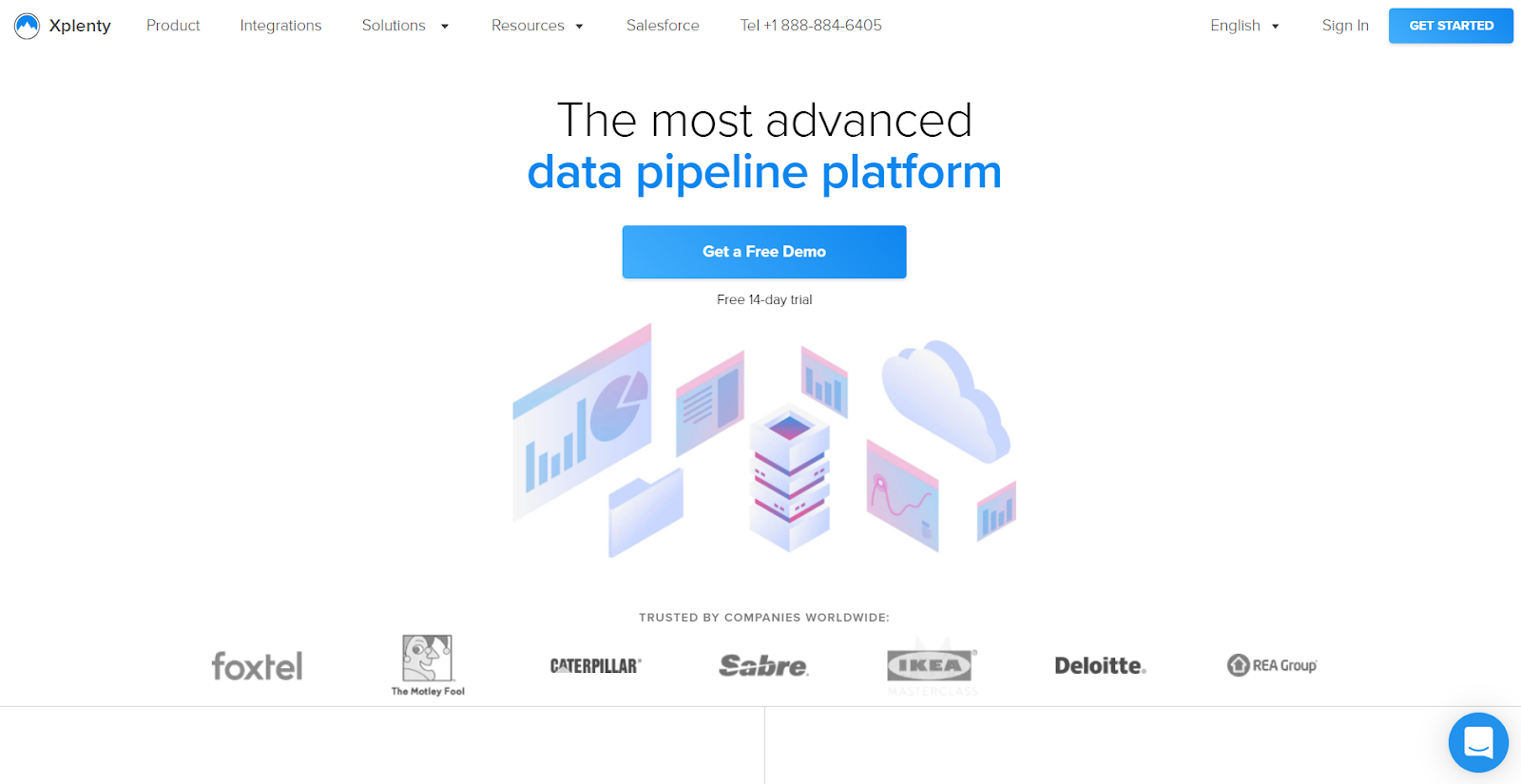 Xplenty is one of the big data tools