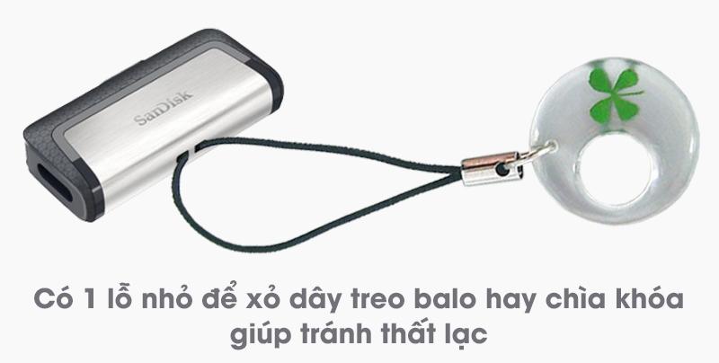 USB 3.0 DD2 Ultra Dual Drive SanDisk - Hàng Chính Hãng