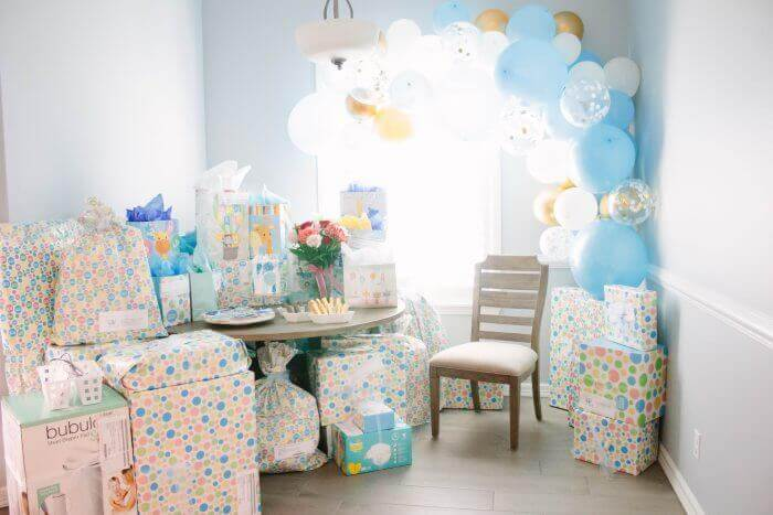 How to Plan Baby Shower by Mail