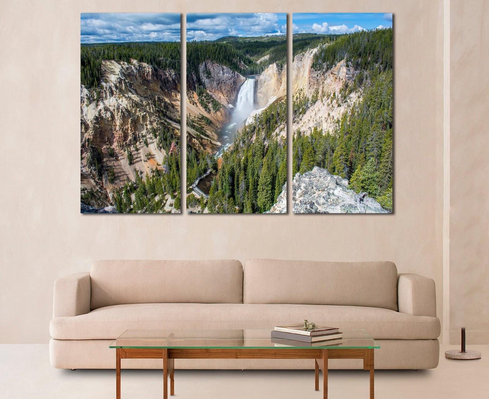 Tranh treo tường phòng khách cao cấp cho không gian nhà bạn 5