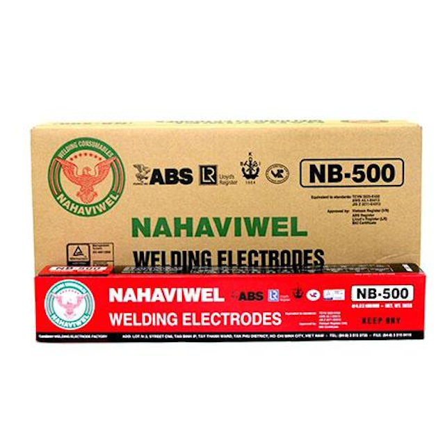 Các sản phẩm que hàn điện 3,2 ly hot nhất tại Nahaviwel