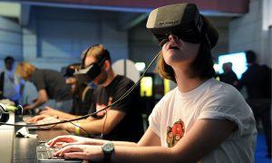 Mundo academico basado en realidad virtual