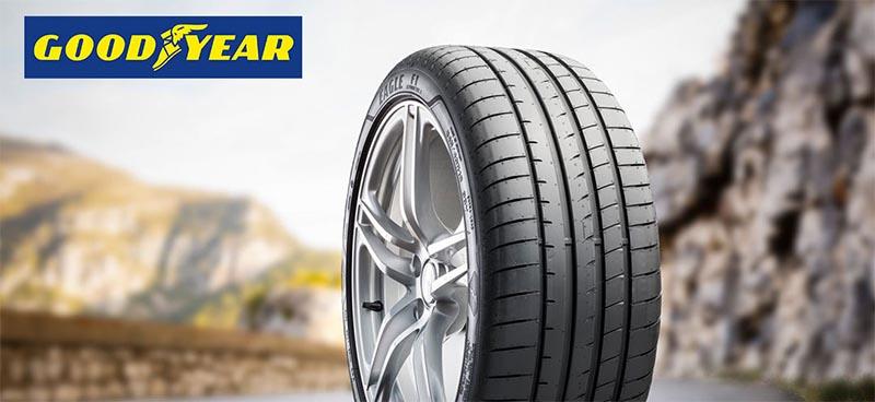 Lốp Goodyear thương hiệu lốp xe ô tô được nhiều người dùng tin tưởng lựa chọn