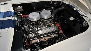 Chevy Corvette 265 cu.-in. V8