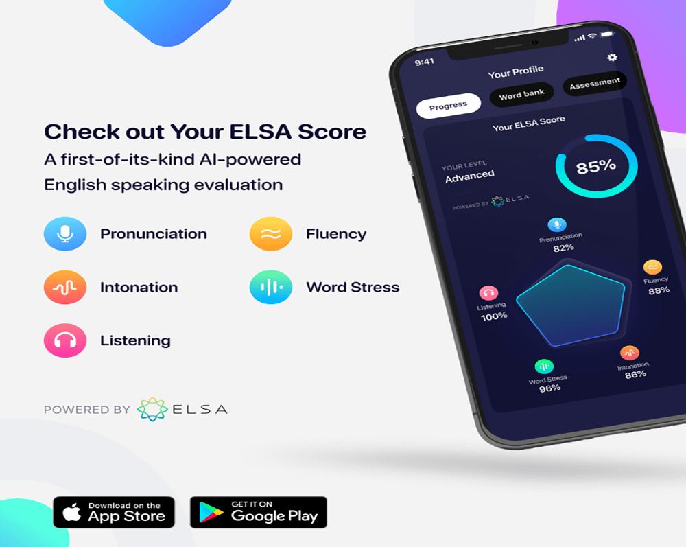 học tiếng Anh cùng ứng dụng ELSA Speak