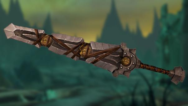Как получить клинок Гибельная Тоска в Малдраксусе — гайд по World of Warcraft: Shadowlands