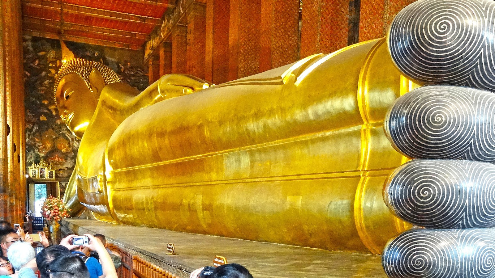 Image result for reclining buddha