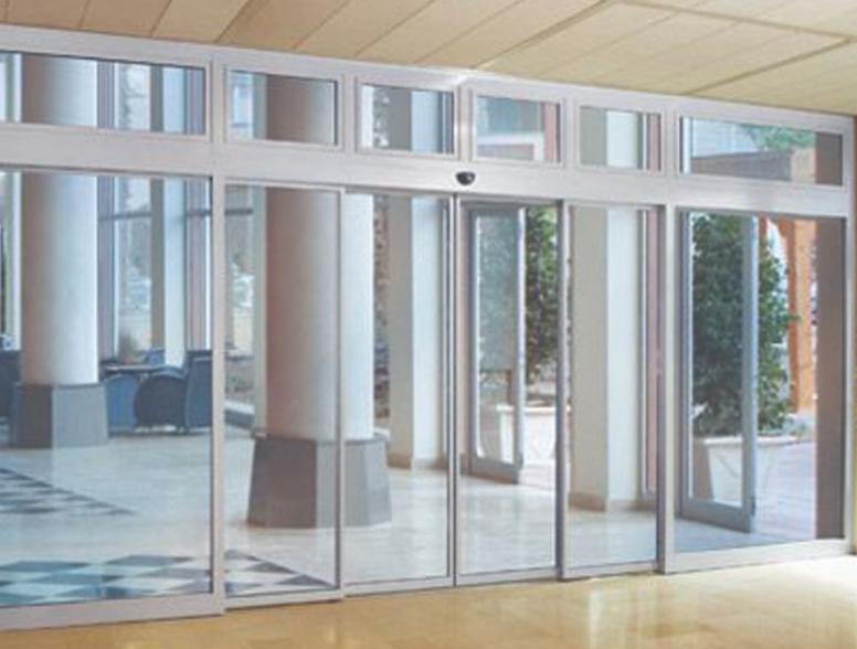 Cửa tự động không chỉ là những chiếc cửa có cánh thông thường