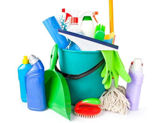 أدوات النظافة هتنجز وقتك