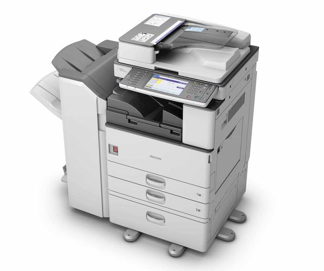 Giá thuê máy photocopy phụ thuộc vào thương hiệu máy
