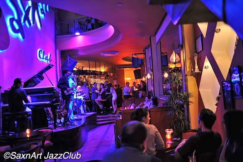 Sax n' Art Jazz Club